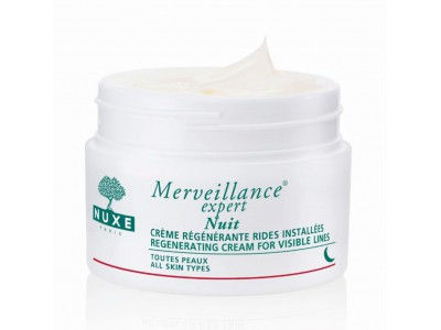 Nuxe Merveillance Expert Crema Noche 50ml