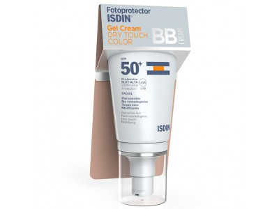 Isdin Fotoprotector Gel Cream Dry Touch Color SPF50 + 50ml