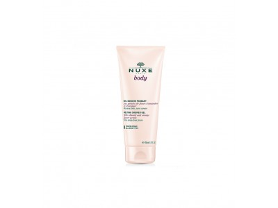 Nuxe Body Gel De Ducha Fundente Sin Jabón 200ml