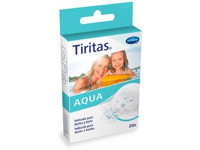 Hartmann Tiritas Aqua 3 Tamañosx20 uds.