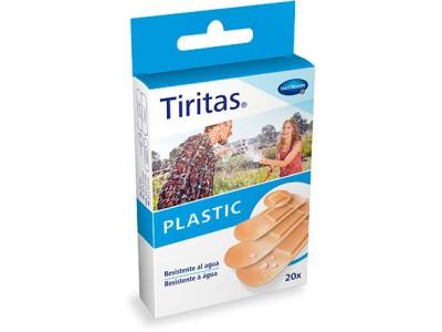 Hartmann Tiritas Plástico Surtido 20 uds.