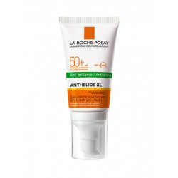 Anthelios XL Gel Crema Toque Seco Con Perfume SPF50 + 50ml