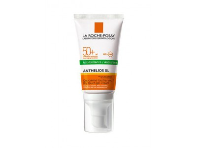Anthelios XL Gel Crema Toque Seco Con Perfume SPF50 + 50ml