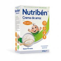 Nutriben Crema Arroz Sin Gluten 300g