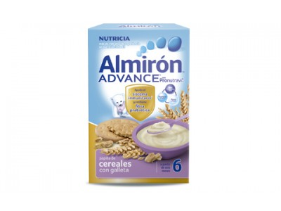 Almiron Advance Cereales con Galleta 500ml