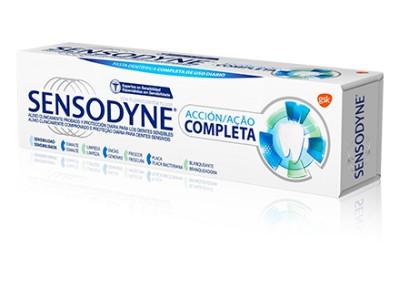 Sensodyne Protección Completa pasta con flúor 75ml
