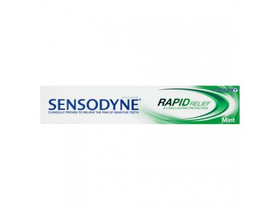 Sensodyne Rapid Action Fresh Mint 75ml