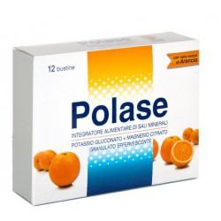 Polase sabor Naranja 12 sobres