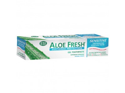 ESI Pasta Dentífrica Viaje Aloe Fresh Sensitive 10ml