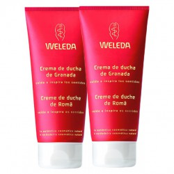 Weleda Pack Duo Crema Ducha Granada 200ml