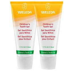 Weleda Pack Duo Gel Dentífrico Niños 50ml