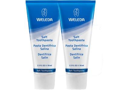 Weleda Pack Duo Gel Dentífrico Salino 50ml