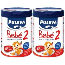 Puleva Pack Ahorro Bebé 2 2 unidades 800 g