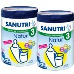 Sanutri Natur 3 pack 2 X 800g