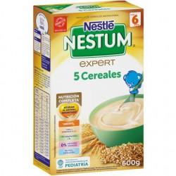 Nestlé Expert 5 Cereales 600 Gramos