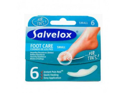 Salvelox Foot Care Toes 6 Unidades