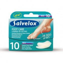 Salvelox Foot Care Mix 10 Unidades