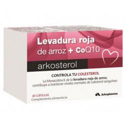 Arkosterol Levadura Roja de Arroz+ Q10 60caps