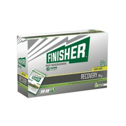 Kern Finisher Recovery 12 uds 28g sabor limón