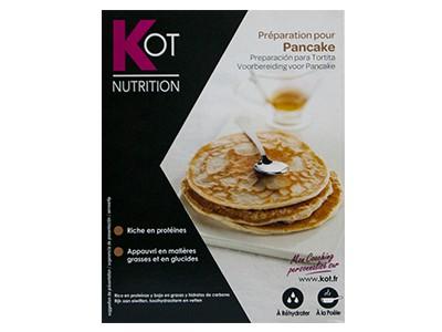 Kot Preparación para tortita Pancake 7 sobres de 25g