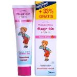 Fluor Kin Pasta Infantil 75ml+25ml
