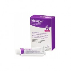 Melagyn Hidratante Vaginal Tubo Gel + Aplicador