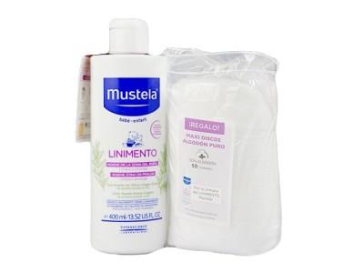 Mustela Linimento Higiene Zona Pañal 400 Ml + Regalo