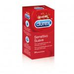 Durex Preservativos Sensitivo Confort 24 uds.
