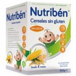 Nutriben Cereales Sin Gluten 600g