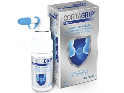 Cortagrip Spray Bucal 7ml
