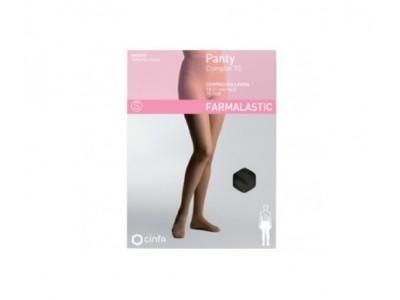 Farmalastic Panty Complet 40 Talla Pequeña Negro