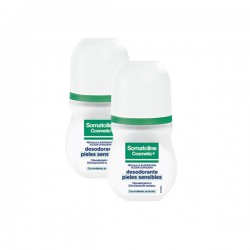 Somatoline Desodorante Roll-On Pieles Sensibles 50ml 2 uds.