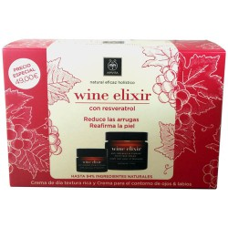 Apivita Wine Elixir Crema Rica 50ml + Regalo C.Ojos