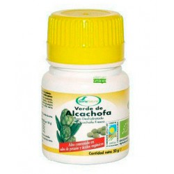 Soria Natural Verde De Alcachofa 100comprimidos