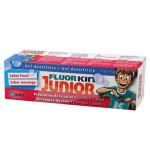 Kin Flúor Junior Gel Dentífrico Fresa 75ml