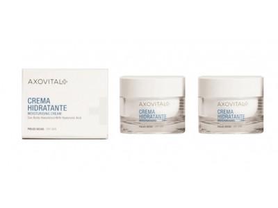 Axovital Pack Duplo Crema Hidratante Piel Seca 50ml