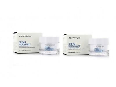 Axovital Pack Duplo Crema Hidratante Piel Normal/Mixta 50ml