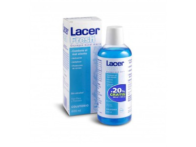 Lacer Fresh Colutorio 500ml + 100ml