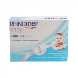 Narhinel Confort Recambios Blandos 10 uds.