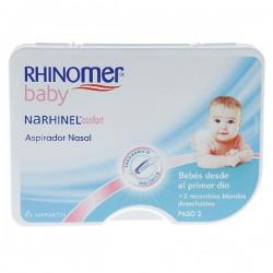 Narhinel Confort Aspirador Nasal Bebé