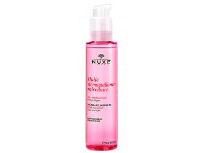 Nuxe Aceite Desmaquillante Micelar Petalos De Rosa 150ml