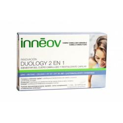Inneov Duology 2 En 1 30 Cápsulas Cuero Cabelludo Sensible