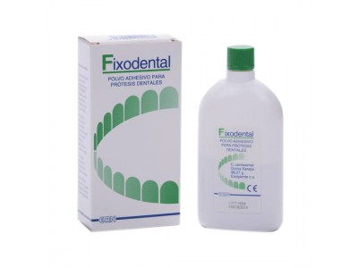 Fixodental Polvo Adhesivo Protesis Dental 50 G