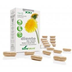 Sorianatural Diente De Leon 14-S Capsulas
