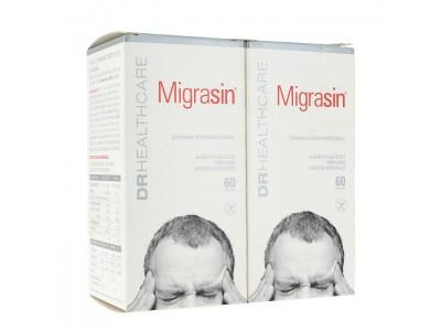 Migrasin Duplo 60 + 60 Cápsulas