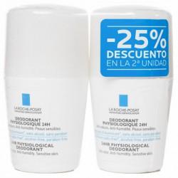 La Roche Posay Desodorante Physiologico Duplo