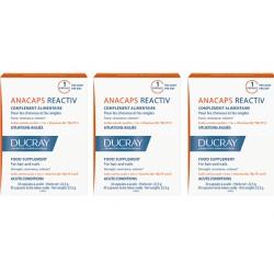 Ducray Anacaps Reactiv 90 Cápsulas