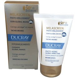 Melascreen Crema de Manos SPF50 + 50ml
