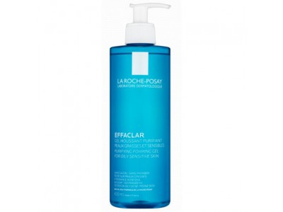 La Roche-Posay Effaclar Gel Limpiador 400ml