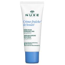 Nuxe Creme Fraiche de Beaute Crema Rica Hidratación 48h 30 ml